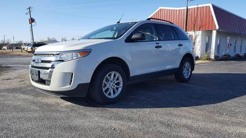 Ford Edge For Sale At All N Motorsports In Joplin Mo