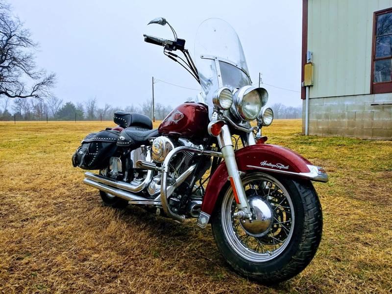 2001 Harley Davidson Heritage Soft Tail