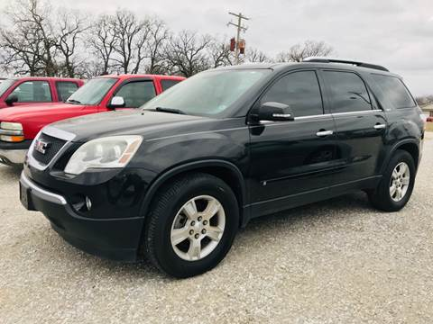 2009 GMC Acadia for sale in Joplin, MO