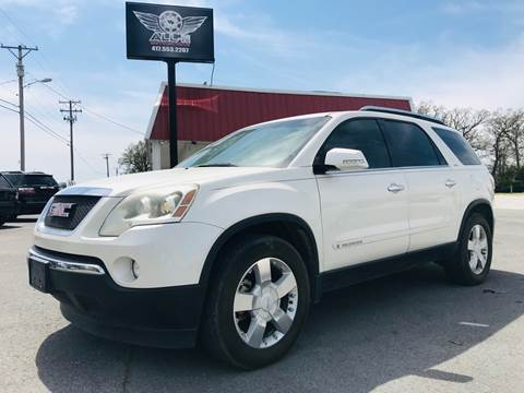 2007 GMC Acadia for sale in Joplin, MO