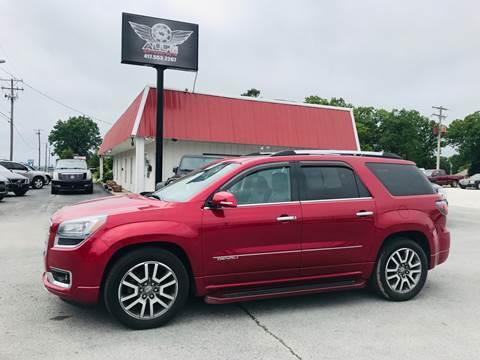 2013 GMC Acadia for sale in Joplin, MO