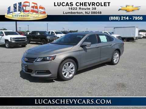 2018 Chevrolet Impala for sale in Lumberton, NJ