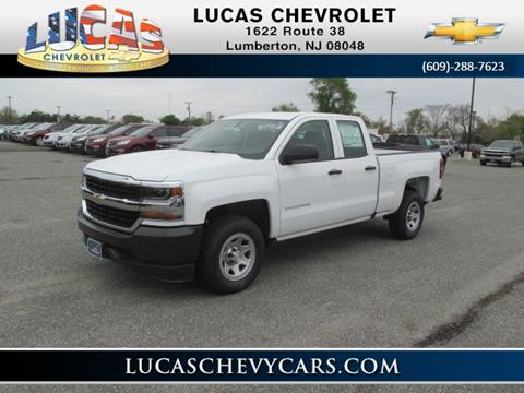 2017 Chevrolet Silverado 1500 for sale in Lumberton, NJ