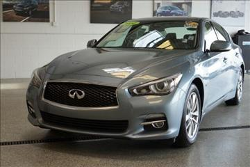 2014 Infiniti Q50 Hybrid for sale in Merrillville, IN