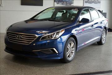 2016 Hyundai Sonata for sale in Merrillville, IN