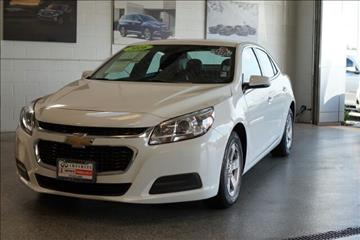 2016 Chevrolet Malibu Limited for sale in Merrillville, IN