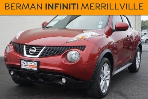 2011 Nissan JUKE for sale in Merrillville, IN