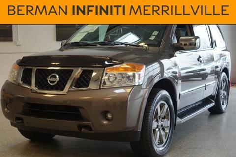 2013 Nissan Armada for sale in Merrillville, IN
