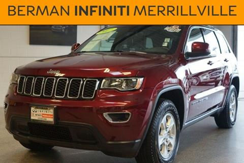 2017 Jeep Grand Cherokee for sale in Merrillville, IN