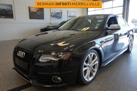 2012 Audi S4 for sale in Merrillville, IN