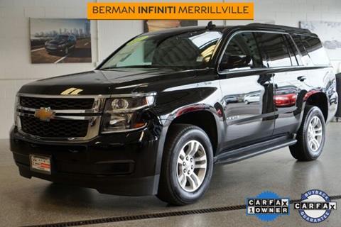 2017 Chevrolet Tahoe for sale in Merrillville, IN