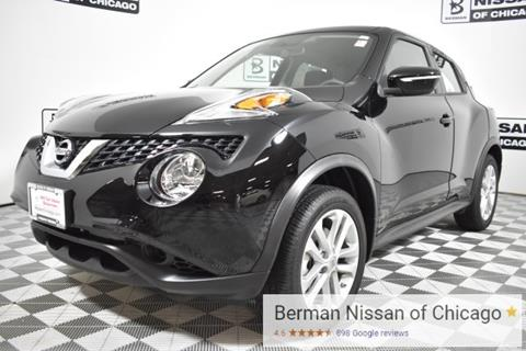 2017 Nissan JUKE for sale in Chicago IL