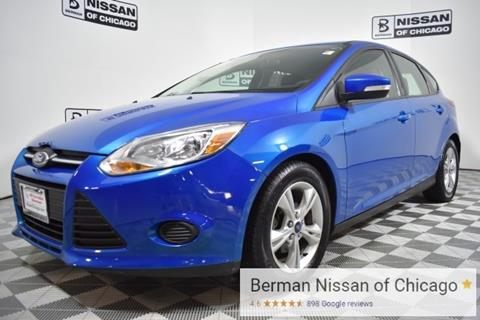 2014 Ford Focus for sale in Chicago IL