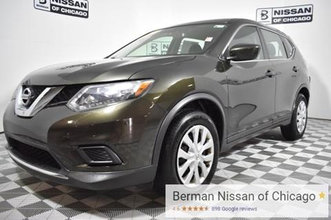 2016 Nissan Rogue for sale in Chicago IL