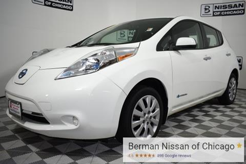 2014 Nissan LEAF for sale in Chicago, IL