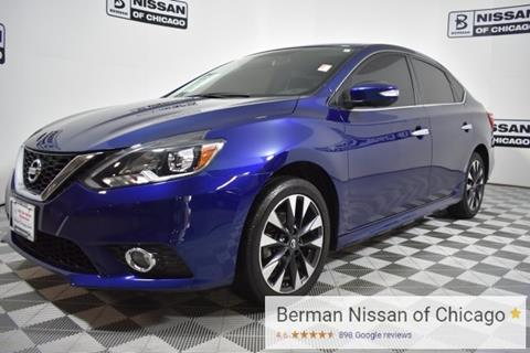 2016 Nissan Sentra for sale in Chicago IL