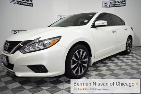 2016 Nissan Altima for sale in Chicago IL