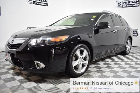 2013 Acura TSX Sport Wagon for sale in Chicago, IL