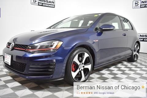 2015 Volkswagen Golf GTI for sale in Chicago IL