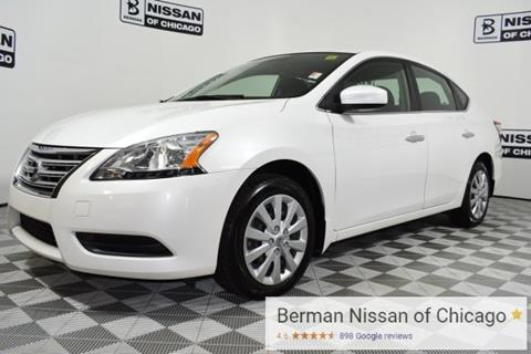 2014 Nissan Sentra for sale in Chicago IL