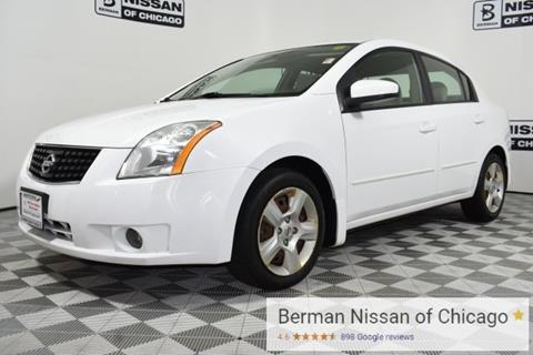 2008 Nissan Sentra for sale in Chicago IL
