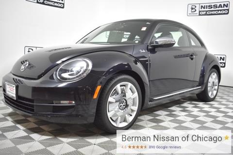 2013 Volkswagen Beetle for sale in Chicago, IL