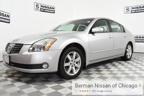 2004 Nissan Maxima for sale in Chicago, IL