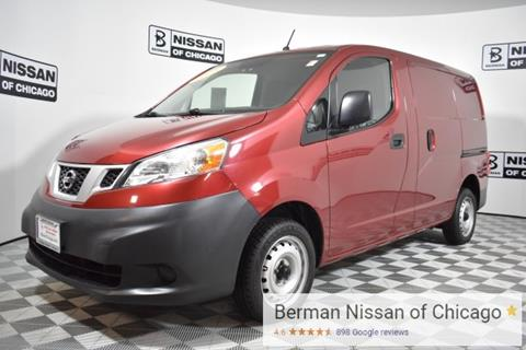2015 Nissan NV200 for sale in Chicago IL