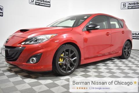 Mazdaspeed3 For Sale >> Mazda Mazdaspeed3 For Sale In Illinois Carsforsale Com