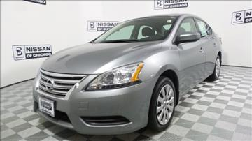 2013 Nissan Sentra for sale in Chicago, IL