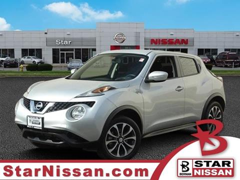 2017 Nissan JUKE for sale in Niles, IL