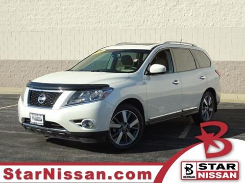 2016 Nissan Pathfinder for sale in Niles, IL