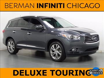 2013 Infiniti JX35 for sale in Chicago, IL