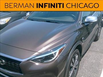 2017 Infiniti QX30 for sale in Chicago, IL