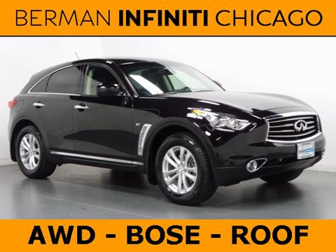 2014 Infiniti QX70 for sale in Chicago, IL