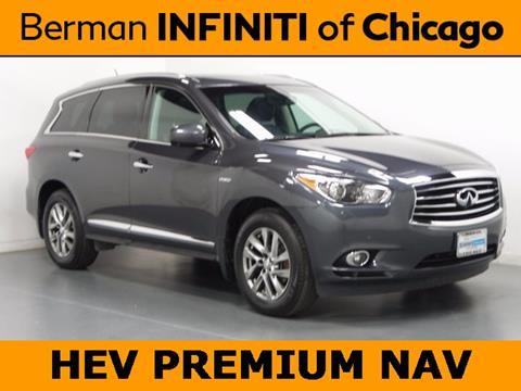 2014 Infiniti QX60 Hybrid for sale in Chicago, IL