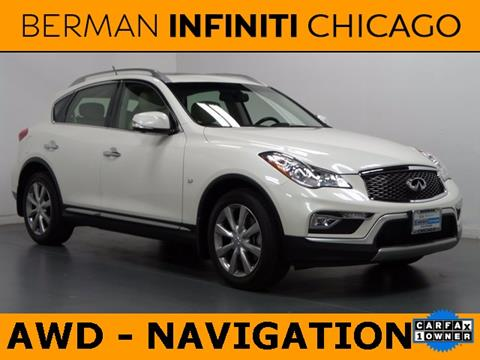 2016 Infiniti QX50 for sale in Chicago, IL