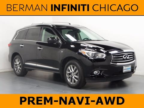 2014 Infiniti QX60 for sale in Chicago, IL