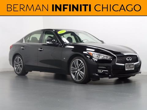 2015 Infiniti Q50 for sale in Chicago, IL