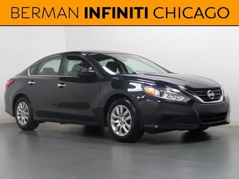 2016 Nissan Altima for sale in Chicago, IL