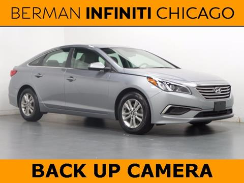2016 Hyundai Sonata for sale in Chicago, IL