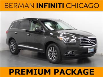 2014 Infiniti QX60 for sale in Chicago, IL