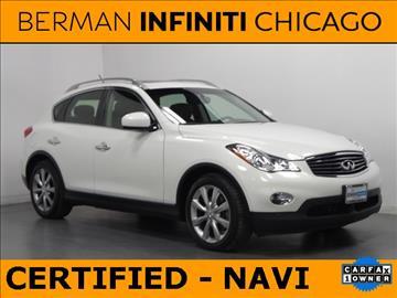 2013 Infiniti EX37 for sale in Chicago, IL
