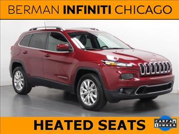 2016 Jeep Cherokee for sale in Chicago, IL