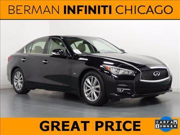 2014 Infiniti Q50 for sale in Chicago, IL