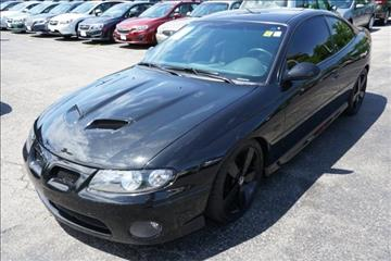 2006 Pontiac GTO For Sale  Carsforsalecom