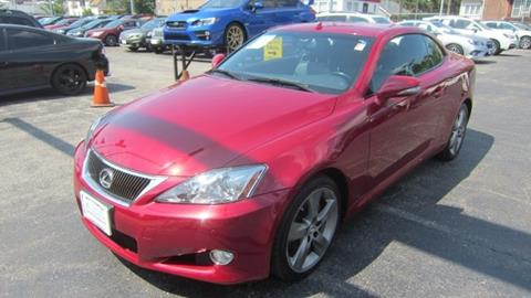 2010 Lexus IS 250C for sale in Chicago, IL