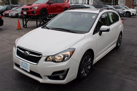 2015 Subaru Impreza for sale in Chicago, IL