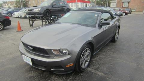 2010 Ford Mustang for sale in Chicago, IL