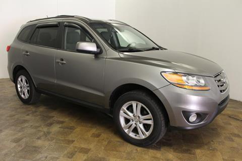 2011 Hyundai Santa Fe for sale in Grand Rapids, MI